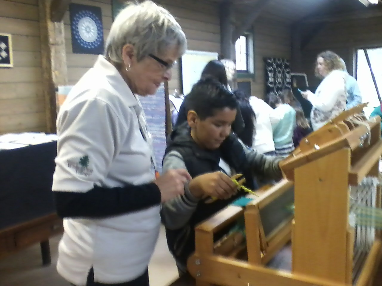3rd Grade Field Trip to Historic White Pine Village